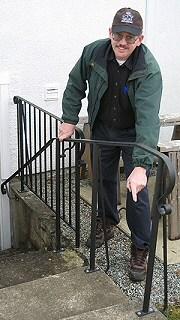 Terry Neyedli, Home Inspector